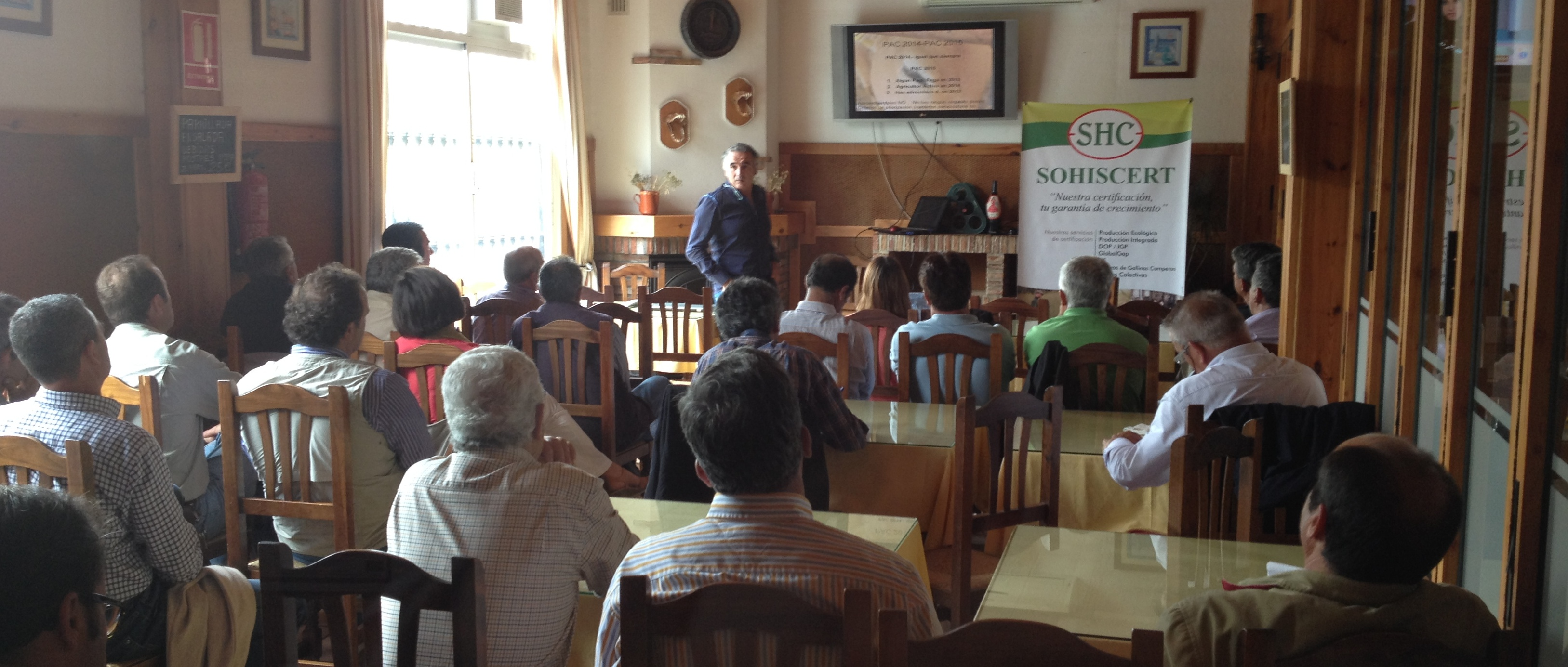 Presentación de fundación agroecosistema en medina sidónia ...